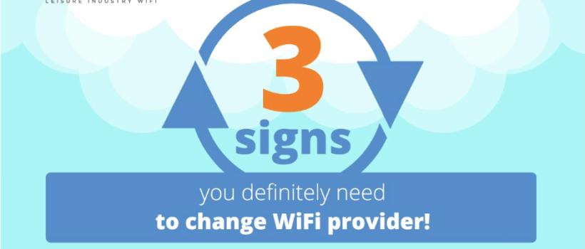 new wifi provider
