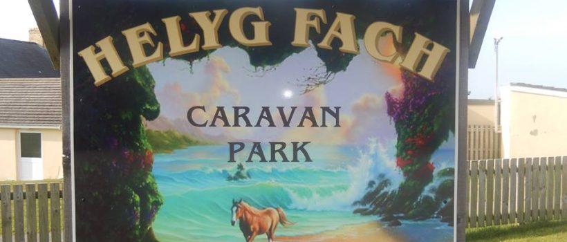 caravan park wifi